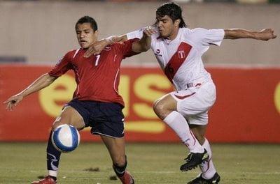 En Vivo: Perú vs Chile por las eliminatorias Brasil 2014
