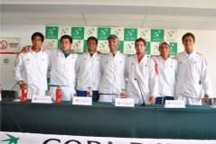La selección peruana de tenis  buscará derrotar a Venezuela para llegar a la final por el ascenso al Grupo 1 de la Copa Davis.
