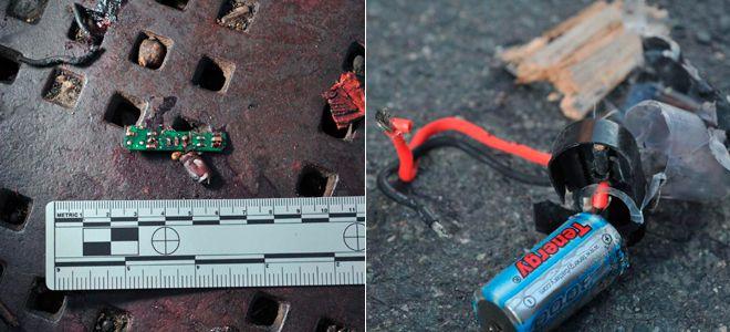 Atentado en Boston: Encuentran piezas de bomba y buscan a dos sospechosos
