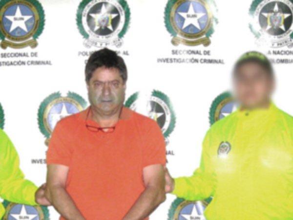 Cae en Colombia poderoso mafioso italiano Domenico Trimboli