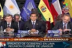 Unasur respalda a Nicolás Maduro y lo reconoce como presidente electo