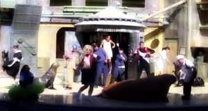 Harlem Shake: Dos Focas y un león marino en desenfrenado baile