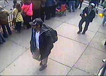 Atentado en Boston: FBI publica videos y fotos de primeros sospechosos