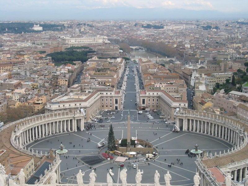 Estudio revela descargas de pornografía desde El Vaticano