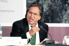 Alejandro Toledo declara hoy ante la Fiscalía por caso Fernenbug