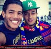 FC Barcelona: Mensaje de amor entre Dos Santos y Thiago Alcántara provoca polémica