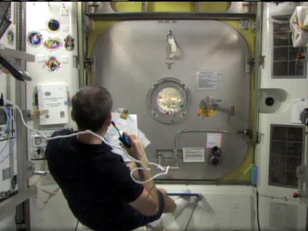 En vivo: Emergencia en la Estación Espacial Internacional por fuga de amoníaco