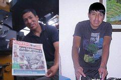 Arequipa: Cuerpo de estudiante Olivier Toledo fue encontrado esta tarde
