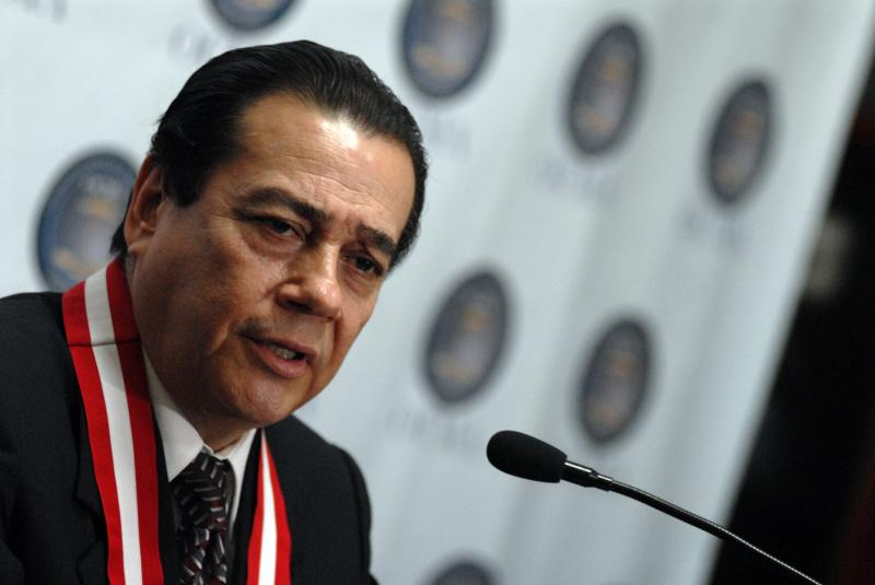 Presidente del PJ pide a ministro Urresti seguridad para jueces amenazados
