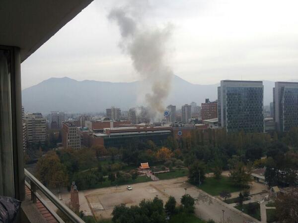 Controlaron incendio en restaurante de Gastón Acurio en Chile