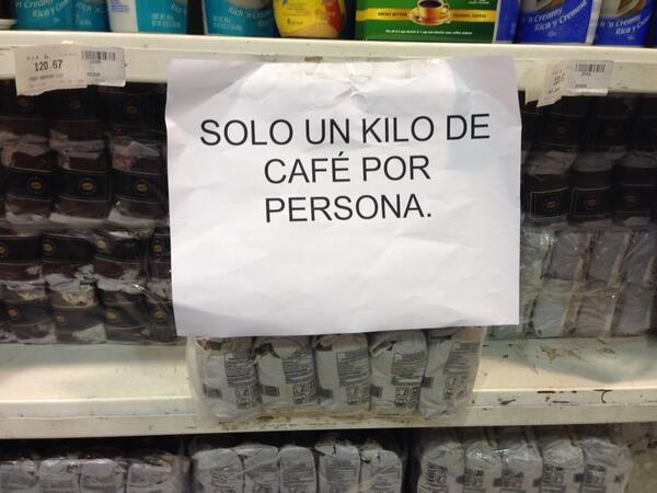 #Golpealestómago, el hashtag contra la crisis alimentaria en Venezuela