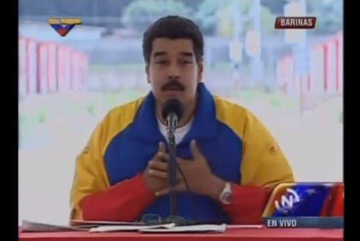 Nicolás Maduro amenaza a 900 mil chavistas que no votaron (Video)