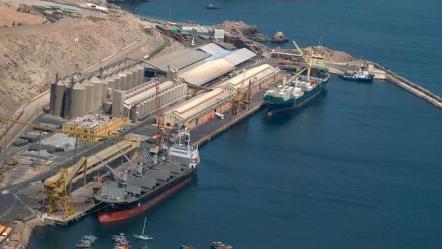 El puerto de Matarani podría ser en adelante un punto de referencia importante para cargamentos bolivianos y brasileños.