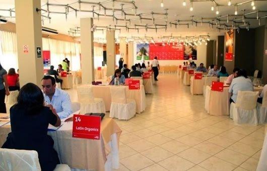 """Norte Exporta 2013"""" fue todo un éxito para las empresarios de la región."""