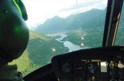 Destruyen pista de aterrizaje de narcotráficantes en Echarate - Cusco