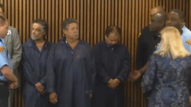 Secuestrador de Cleveland ante el juez y deberá pagar US$ 8 millones de fianza