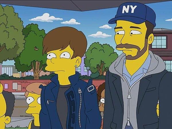 """Justin Bieber entra en capítulo de """"Los Simpson"""""""