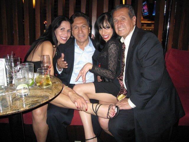 Perú Posible confirma que son reales fotos de Alejandro Toledo con agraciadas mujeres