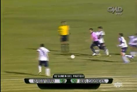 Sport Boys derrotó 2-1 al Deportivo Municipal y sueña con volver al Descentralizado