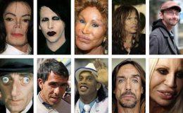 Este es el ranking de los 10 famosos más feos del mundo