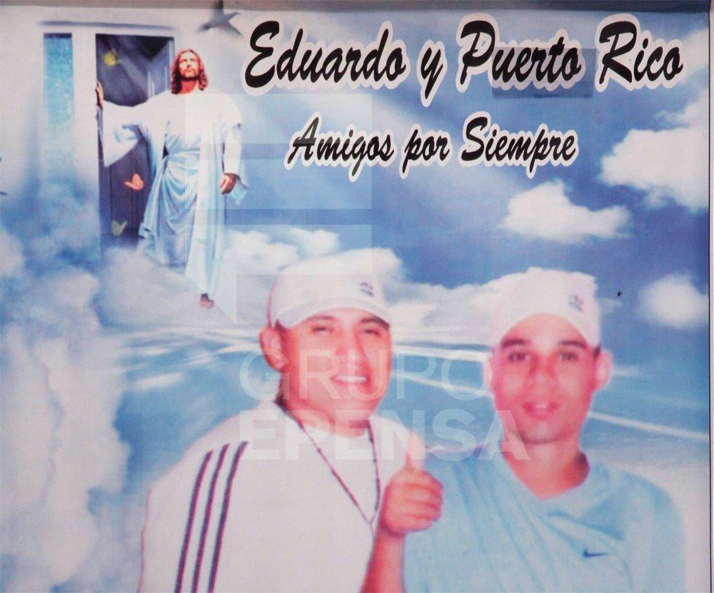 (Foto Correo) 'Puerto Rico' y Lucano se fueron al cielo según sus familiares