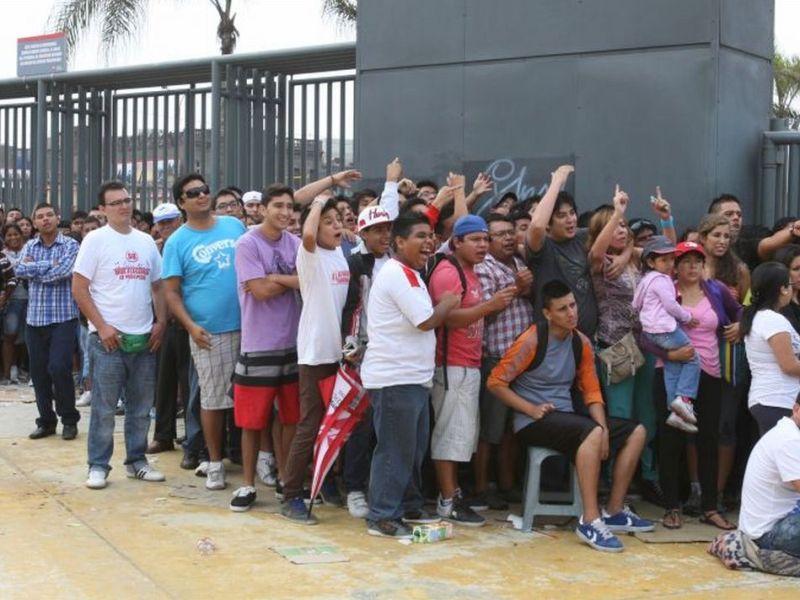 Eliminatorias Brasil 2014: Se inicia venta de entradas para el Perú vs Ecuador