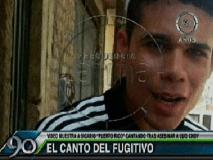 Asesino de Luis Choy grabó canción y difunden video para buscarlo