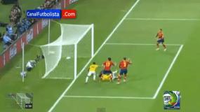 Brasil vs España: Vea los goles de Neymar y Fred por la Copa Confederaciones