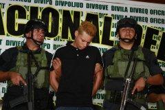 'Puerto Rico' planeó asaltar banco y sembrar terror en colegio inicial