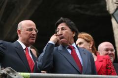 Archivan investigación contra Alejandro Toledo por enriquecimiento ilícito