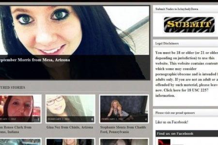 Polémica por web para vengarse de un ex con fotos embarazosas