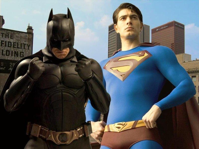 """Superman y Batman estarán juntos en secuela de """"Man of Steel"""""""
