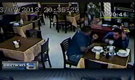 VIDEO: Cámaras de seguridad registraron doble asesinato en chifa