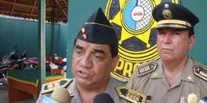 Destituído Inspector General de la PNP con proceso disciplinario abierto