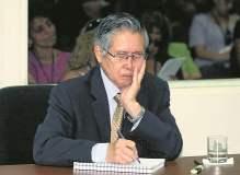 Reo Alberto Fujimori pide arresto domiciliario y salir de la Diroes