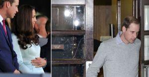 Esposa del Príncipe Guillermo trasladada a hospital para dar a luz