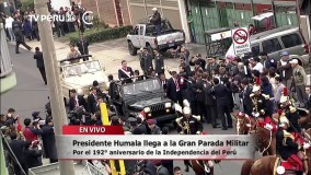 En Vivo: La Gran Parada Militar 2013 desde la avenida Brasil