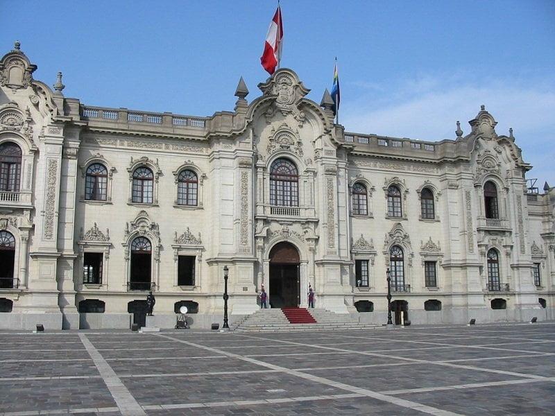 Foto - El Peruano / Palacio de Gobierno gasta S/. 20 mil en piscina y S/. 1'351,000 en diciembre
