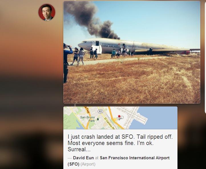 Vicepresidente de Samsung iba en avión siniestrado y llama a la calma
