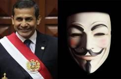 Anonymous Perú desafía proyecto de ley contra hackers