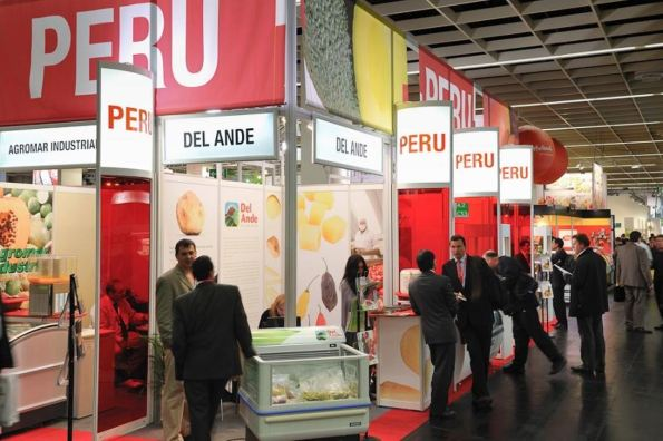 Empresas agroindustriales participarán en la feria internacional ANUGA de Alemania.