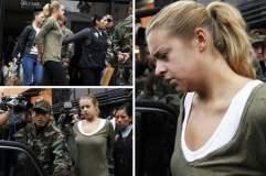 (Foto The Mirror) Fiscalía acusa a burriers británicas y podrían ir 15 años a prisión
