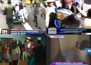 Infieles: Los 'ampays' peruanos más difundidos en la TV (Video)