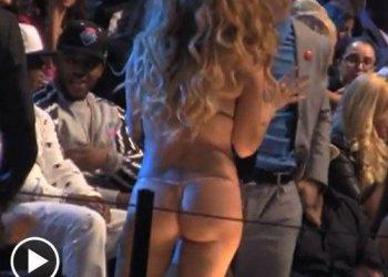 (Video) La tanga de Lady Gaga que sorprendió en los MTV VMA