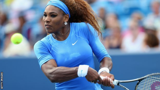 Serena Williams es líder absoluta del ranking femenino de tenis