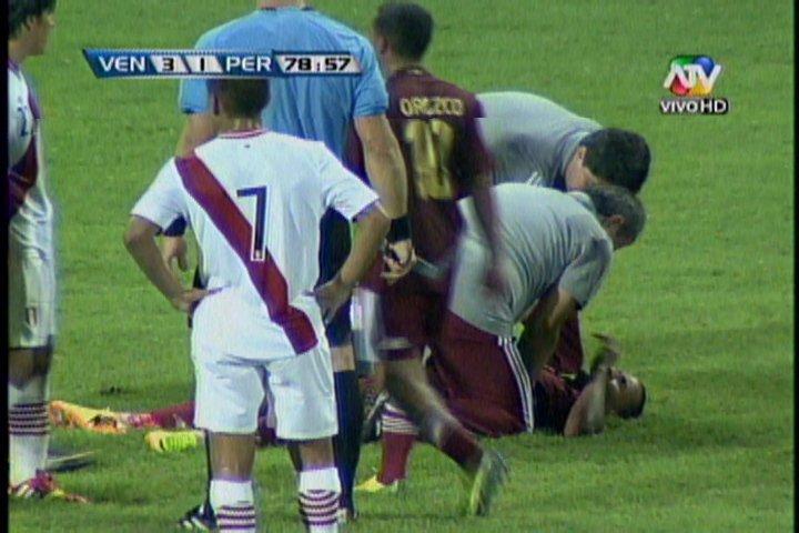 En Vivo: Perú cae 3-1 ante Venezuela por Clasificatorias a Brasil 2014