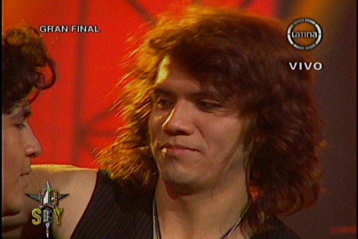#FinalYoSoy: Enrique Bunbury, Carloman Fidel, fue el primer eliminado