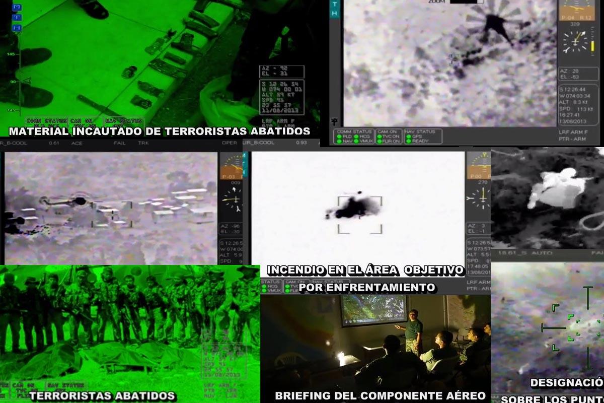 (VIDEO) Paso a paso, el operativo 'Camaleón' que abatió a 'Alipio' y 'Gabriel'
