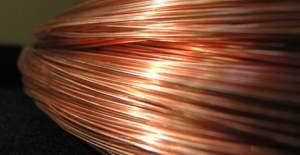 El alambre de cobre fue el principal producto exportado del  rubro siderúrgico y metalúrgico peruano.