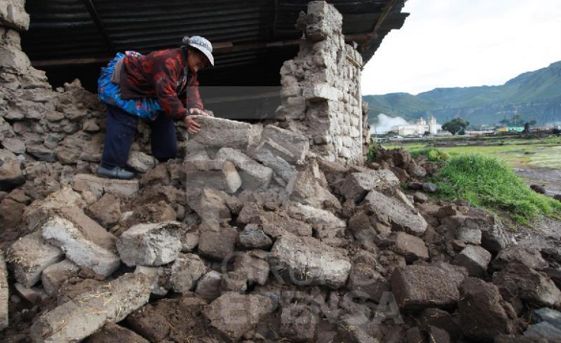 Sismo en Perú: Reportan seis heridos en Ayacucho por derrumbe